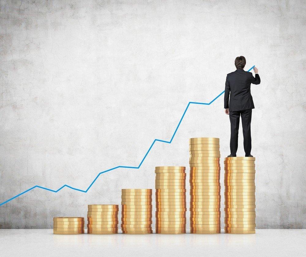 Увеличение доходов